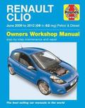 Renault Clio Petrol &; Diesel Owners Workshop Manual