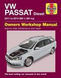VW Passat Diesel Owners Workshop Manual 2011-2014