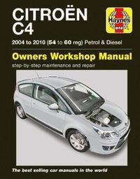Citroen C4 Owners Workshop Manual