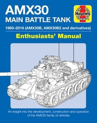 AMX30 Main Battle Tank Manual