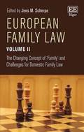 European Family Law Volume II