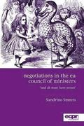 Negotiations in the EU Council of Ministers
