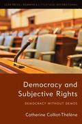 Democracy and Subjective Rights