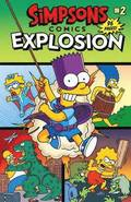 Simpsons Comics: 2 Explosion