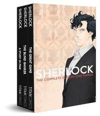 Sherlock Series 1 Boxed Set