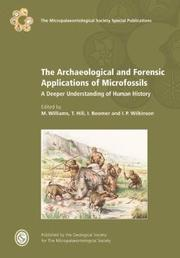The Archaeological and Forensic Applications of Microfossils