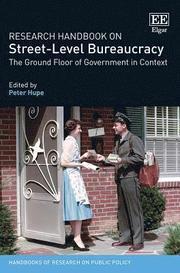 Research Handbook on Street-Level Bureaucracy