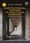 Institutional Theory in Political Science, Fourth Edition