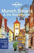 Lonely Planet Munich, Bavaria &; the Black Forest