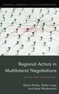 Regional Actors in Multilateral Negotiations