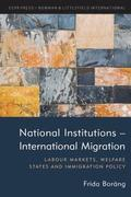 National Institutions - International Migration