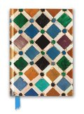 Alhambra Tile Foiled Journal
