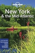 Lonely Planet New York &; the Mid-Atlantic