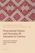 Postcolonial Nation and Narrative III: Literature & Cinema