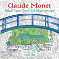 Claude Monet (Art Colouring Book)
