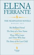 Neapolitan Novels by Elena Ferrante Boxed Set