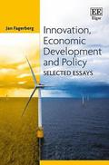 Innovation, Economic Development and Policy