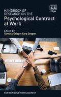 Handbook of Research on the Psychological Contract at Work