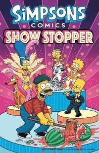 The Simpsons Comics - Showstopper
