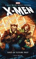 Marvel novels - X-Men: Days of Future Past