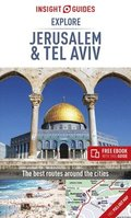 Insight Guides Explore Jerusalem &; Tel Aviv (Travel Guide with Free eBook)