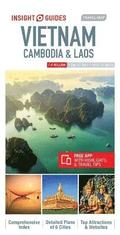 Insight Guides Travel Map Vietnam, Cambodia &; Laos (Insight Maps)
