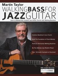 Martin Taylor Walking Bass For Jazz Guitar