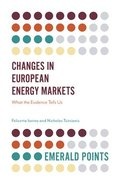 Changes in European Energy Markets
