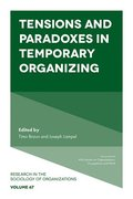 Tensions and paradoxes in temporary organizing