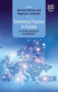 Governing Finance in Europe