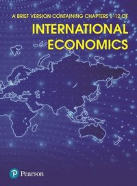 Selected chapters of Krugman's International Economics