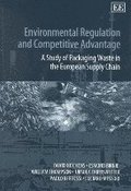 Environmental Regulation and Competitive Advantage