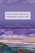 The Outer Limits of European Law