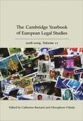 Cambridge Yearbook of European Legal Studies