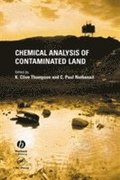 Chemical Analysis of Contaminated Land