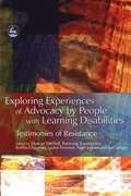 Exploring Experiences of Advocacy by People with Learning Disabilities