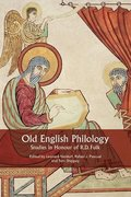 Old English Philology - Studies in Honour of R.D. Fulk
