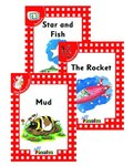 Jolly Phonics Readers Level 1, Complete Set (in Print Letters)