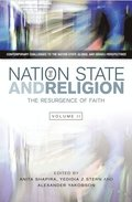 Nation State &; Religion