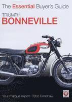 There are lots of books about the Triumph Bonneville, about its history, performance, lineage and the minutiae of its specification, but none of them tell you what to look for when buying one secondhand. That's what this book is about - it aims at being a straightforward, practical guide to buying a used Bonnie. It won't list all the correct color combinations for each year, or analyse the bike's design philosophy, or consider its background as part of a troubled industry - there are excellent b