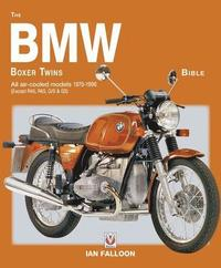 BMW Boxer Twins Bible 1970 - 1996