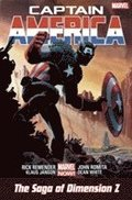 Captain America: Castaway In Dimension Z