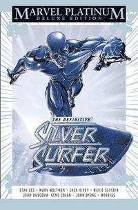 Marvel Platinum Edition: The Definitive Silver Surfer