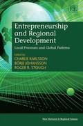 Entrepreneurship and Regional Development