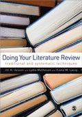 Doing Your Literature Review