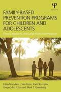 Family-Based Prevention Programs for Children and Adolescents