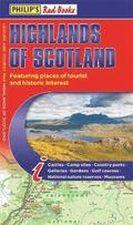 Philip's Highlands of Scotland: Leisure and Tourist Map 2020 Edition