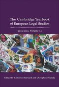 Cambridge Yearbook of European Legal Studies: v. 12