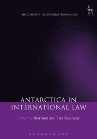 Antarctica in International Law