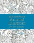 Millie Marotta's Animal Kingdom - journal set